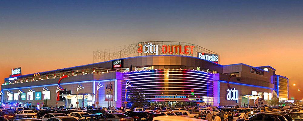 A-City Alışveriş Merkezi